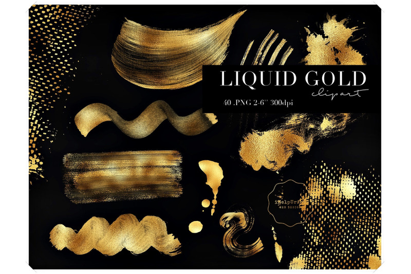 gold-paint-strokes-clipart-liquid-gold