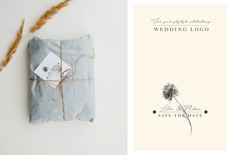 wedding-graphic-logo-amp-pencil-flower