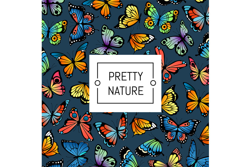 vector-decorative-butterflies-pattern-colored-background-illustration