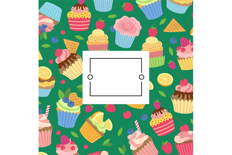 vector-cute-cartoon-muffins-or-cupcakes-background-with-place-for-text