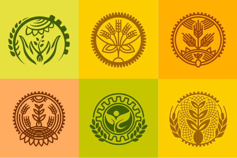 agriculture-design-symbol-elements