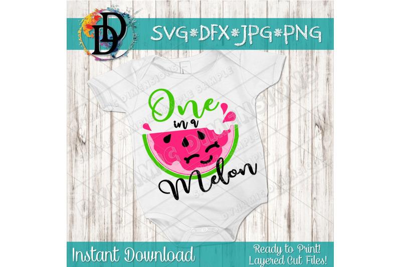 one-in-a-melon-svg-watermelon-svg-melon-svg-watermelon-clipart-ba