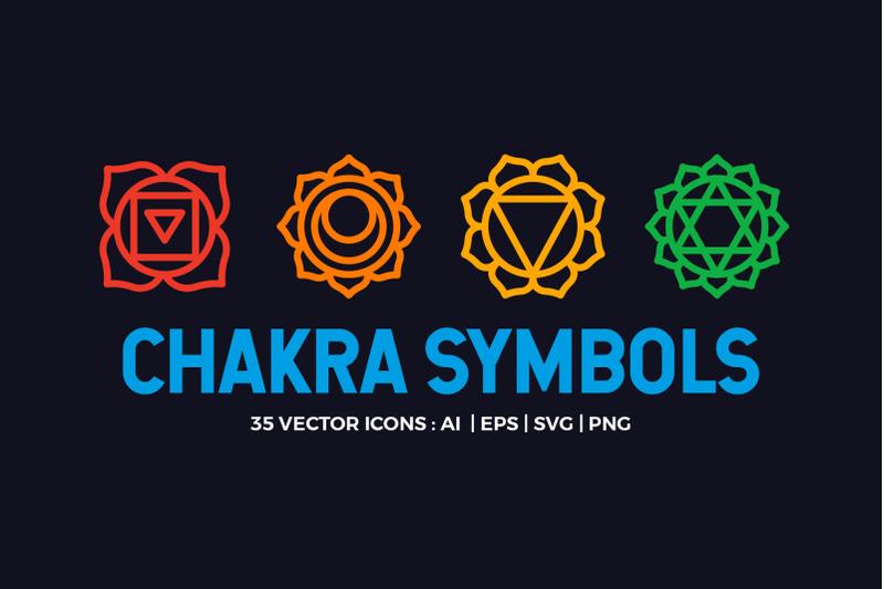 chakra-symbols-set-vector-espiritual