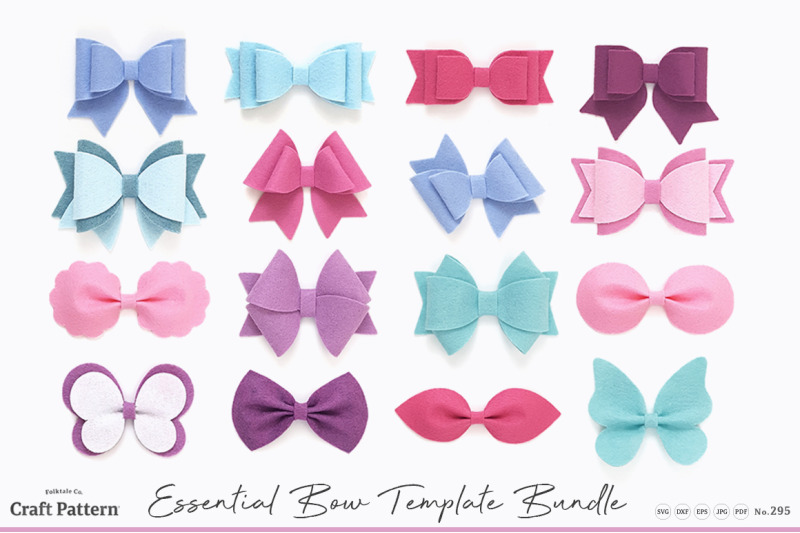 essential-bow-template-bundle-svg-dxf-eps-jpeg-pdf