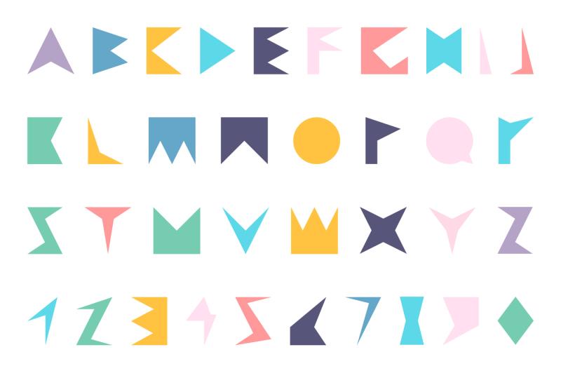 children-colored-alphabet