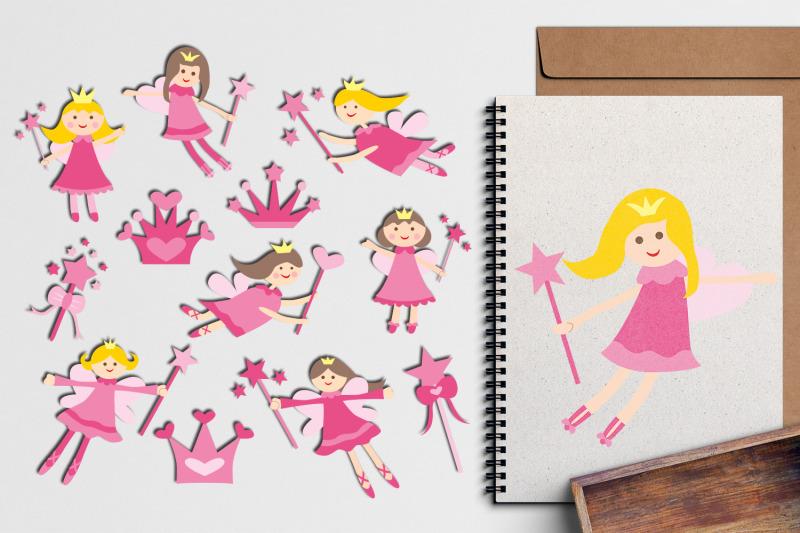 pink-fairy-illustrations