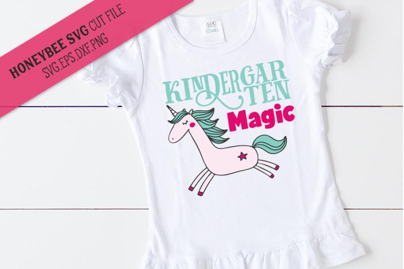 kindergarten-magic-unicorn-svg-cut-file