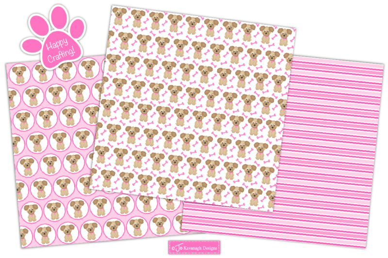 cute-dog-digital-paper-dog-patterns-puppy-dog-p41