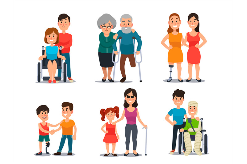 caring-disabled-person-handicapped-people-with-group-of-friends-frie