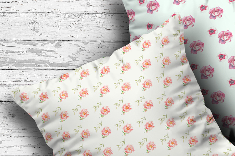 flower-pattern-background