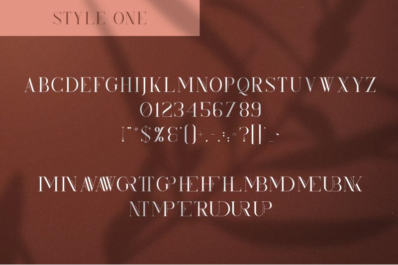 kindel-serif-typeface-4-styles