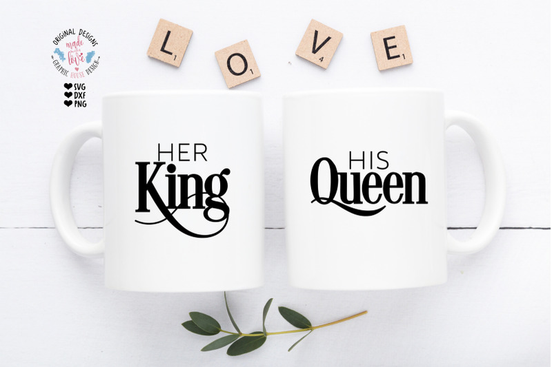 her-king-his-queen-cut-file