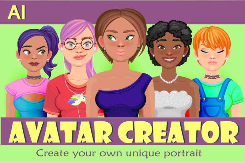 girl-avatar-creator