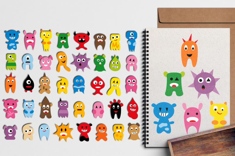 monster-illustrations