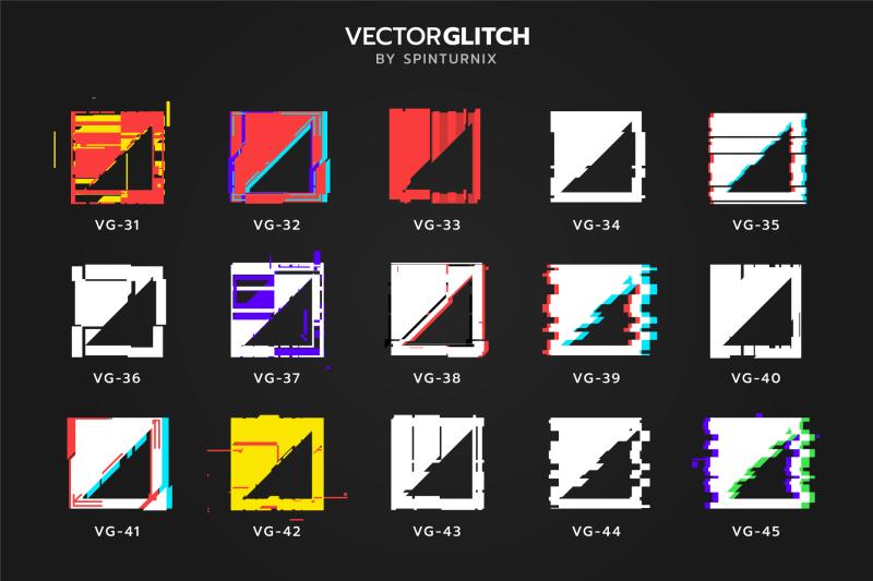 vectorglitch-illustrator-styles-bonus