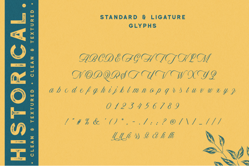 historical-handdrawn-font