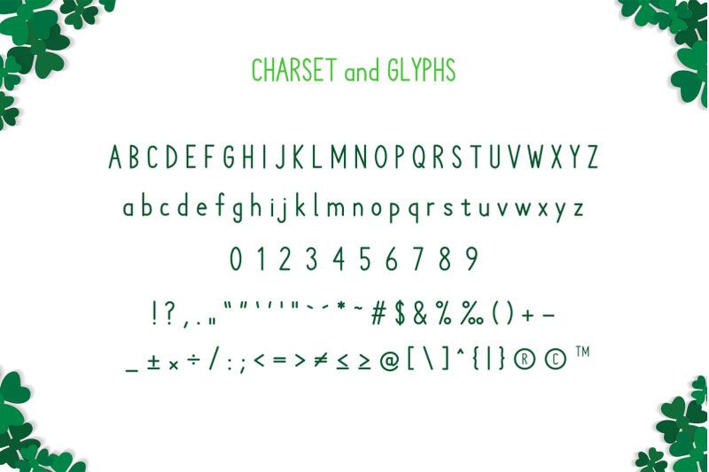klover-casual-handmade-font