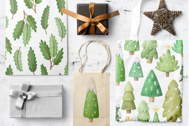 christmas-trees-collection