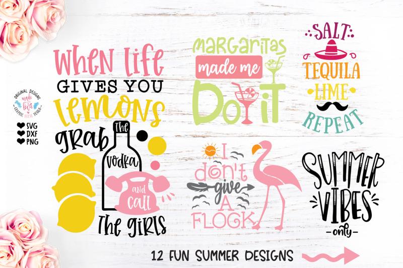summer-fun-cut-file-bundle