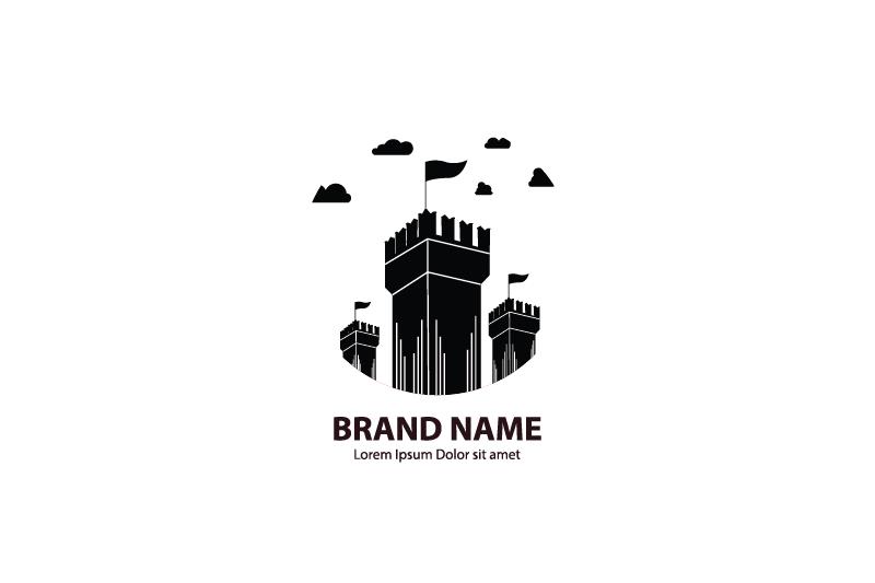 castle-logo-template