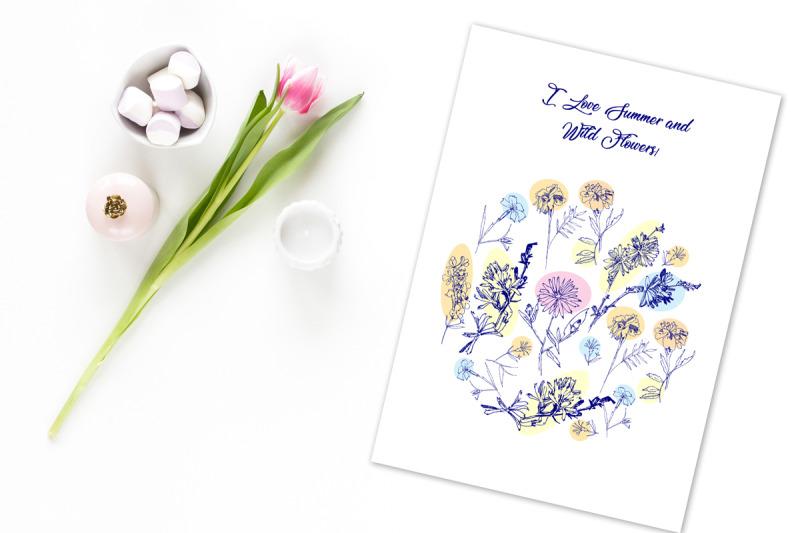 wild-flowers-clipart