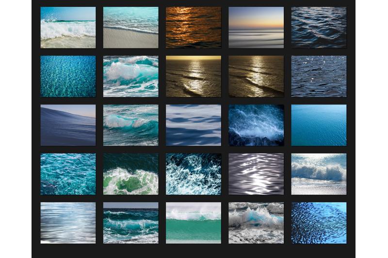 200-high-quality-ocean-sea-waves-digital-photoshop-overlays