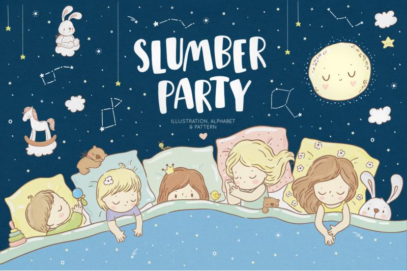 slumber-party