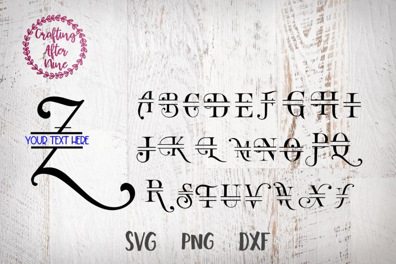 split-alpahbet-monogram-font-svg-monogram-letter-j-monogram-svg-spl