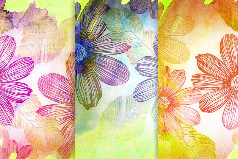 10-water-color-flower-vol-2