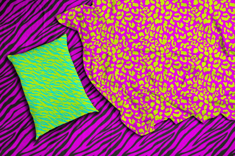 wild-neon-seamless-patterns