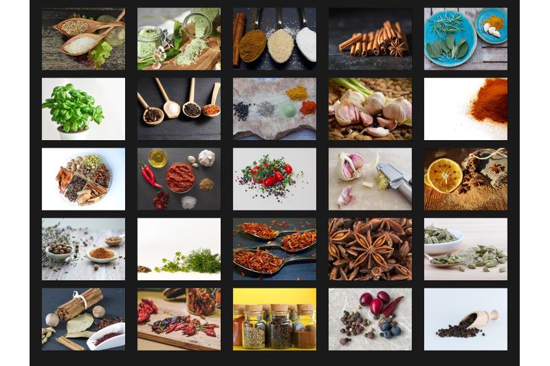 200-high-quality-spices-digital-photoshop-overlays