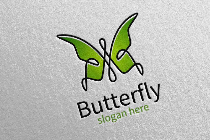 butterfly-logo-vol-14