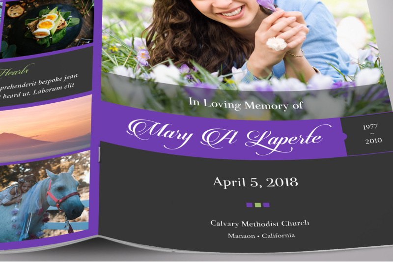 remember-purple-funeral-program-word-publisher-template-8-pages