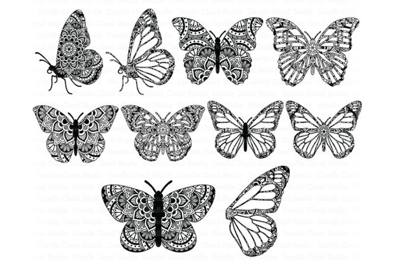 mandala-butterfly-svg-zentangle-files
