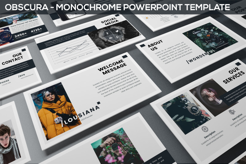 obscura-monochrome-powerpoint-template