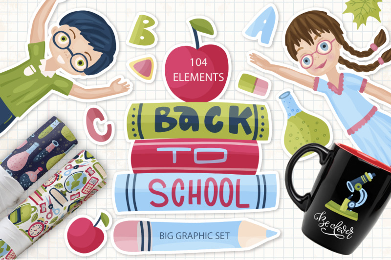 back-to-school-graphic-pack