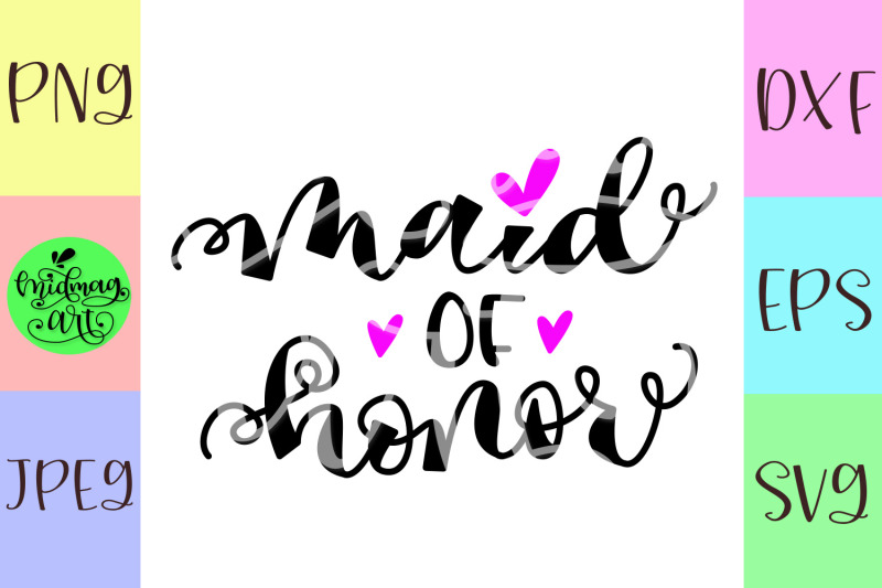 maid-of-honor-svg-wedding-svg
