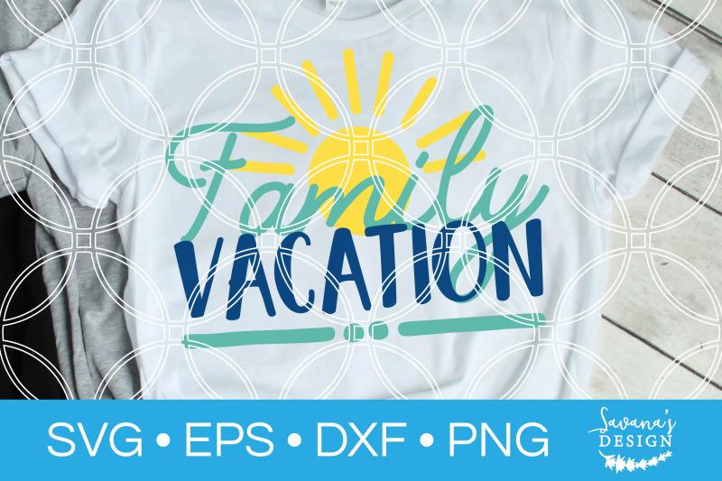 family-vacation-svg-summer-travel-cut-file
