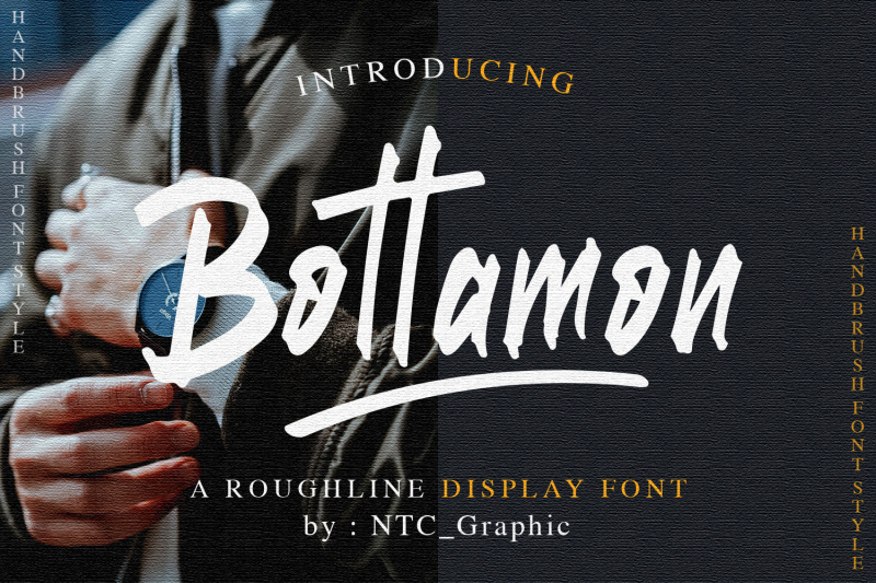 bottamon-font-display