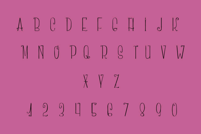curlee-a-thin-and-curly-font