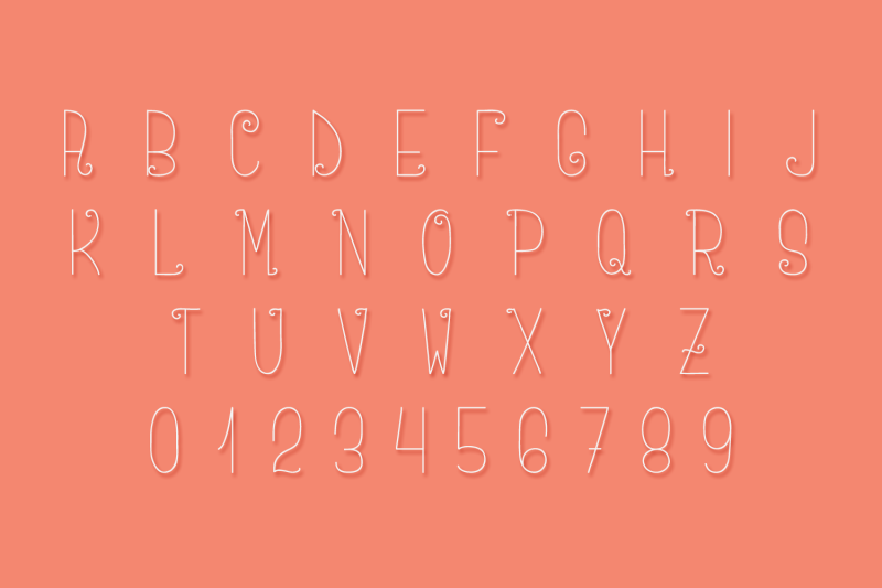amara-a-delicate-and-curly-font