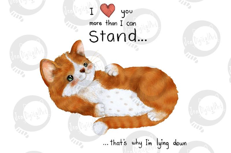 lazy-cat-clip-art-illustration-png-jpeg