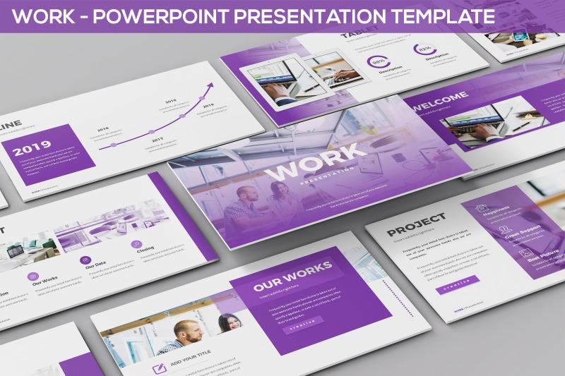 work-powerpoint-presentation-template