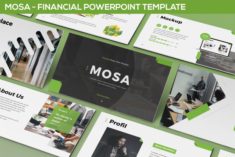 mosa-financial-powerpoint-template