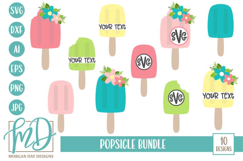 popsicle-svg-bundle