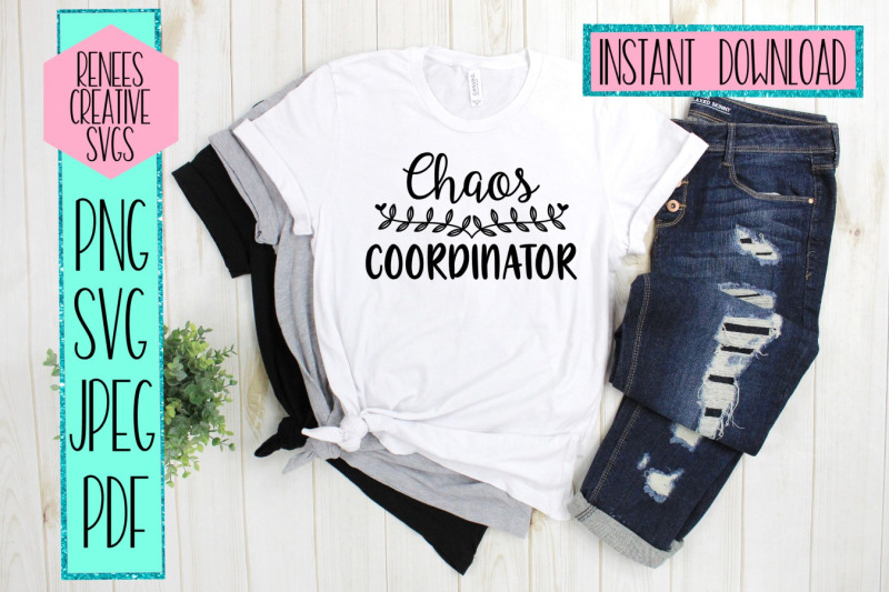 chaos-coordinator-humor-svg-cutting-file