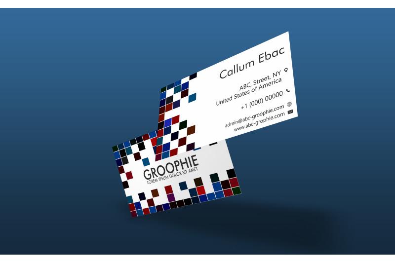 Free Business Card Mockup (PSD Mockups)