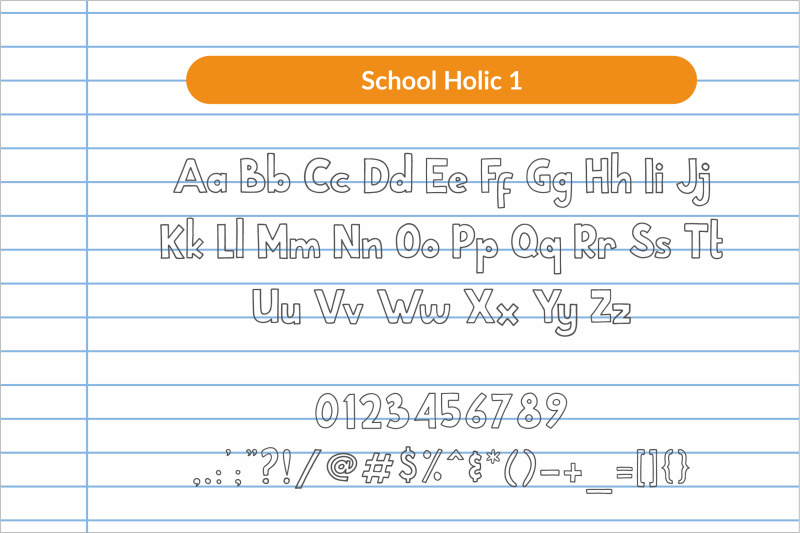 school-holic-family