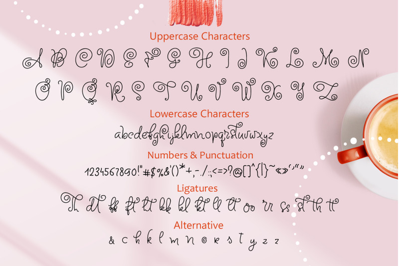 circle-around-handwritten-kids-font