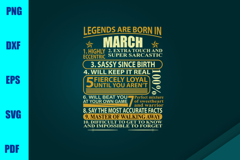 legens-are-born-in-march